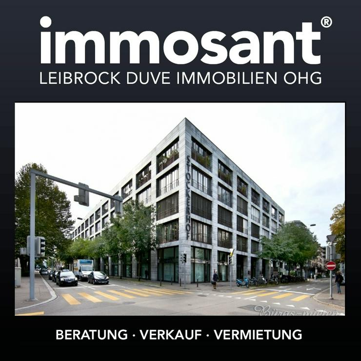 Top-Lage: Zurich City Centre - Modern - Flexible Laufzeit - Provisionsfrei - VB12163