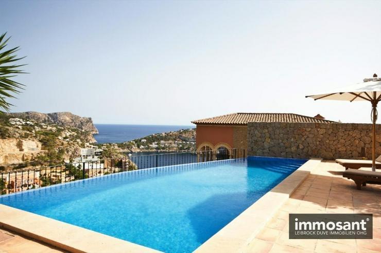 Bild 2: Spektakuläres Anwesen in Cala Moragues Andratx - MS05786