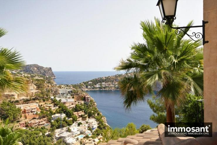 Bild 4: Spektakuläres Anwesen in Cala Moragues Andratx - MS05786