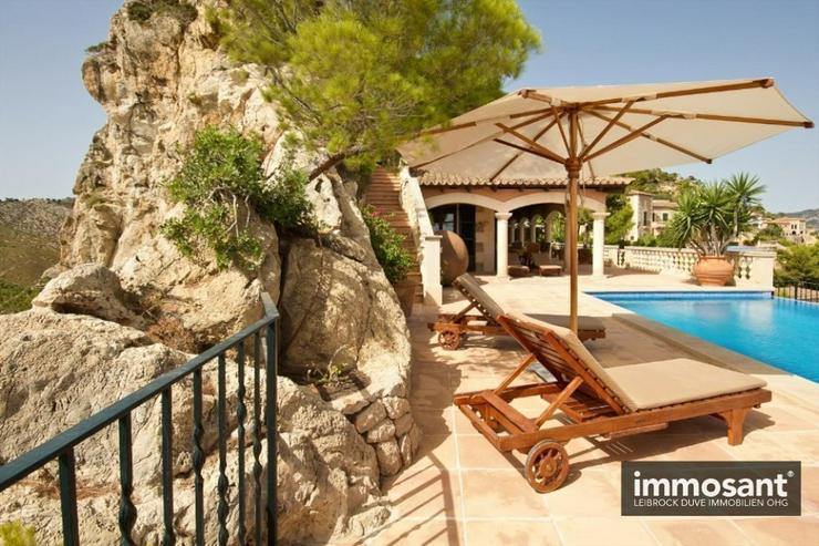Bild 5: Spektakuläres Anwesen in Cala Moragues Andratx - MS05786