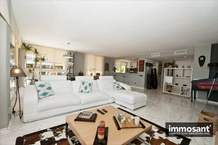 Bild 4: Luxuswohnung vollausgestattet am Strand von Playa d?en Bossa - MS05754