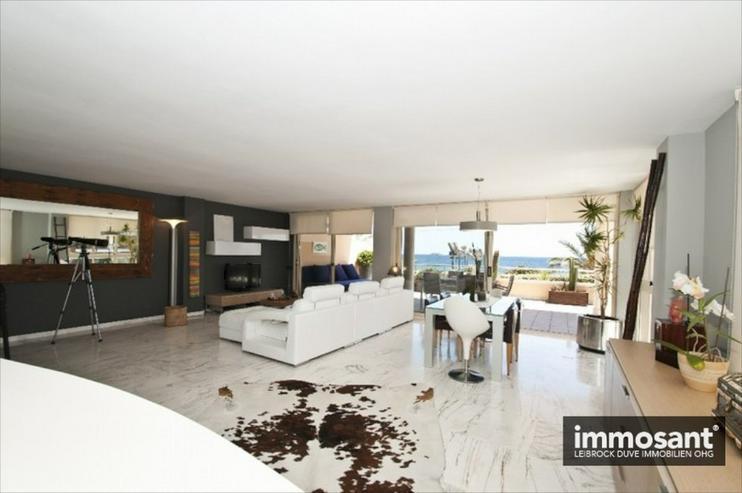 Bild 3: Luxuswohnung vollausgestattet am Strand von Playa d?en Bossa - MS05754