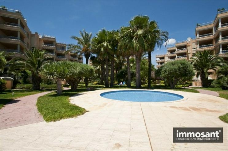 Bild 14: Luxuswohnung vollausgestattet am Strand von Playa d?en Bossa - MS05754