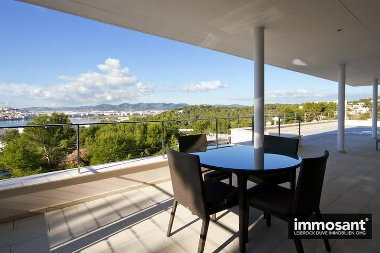 Bild 4: Neubau Villa in exklusiver Süd West Hanglage über Talamanca Ibiza - MS05585