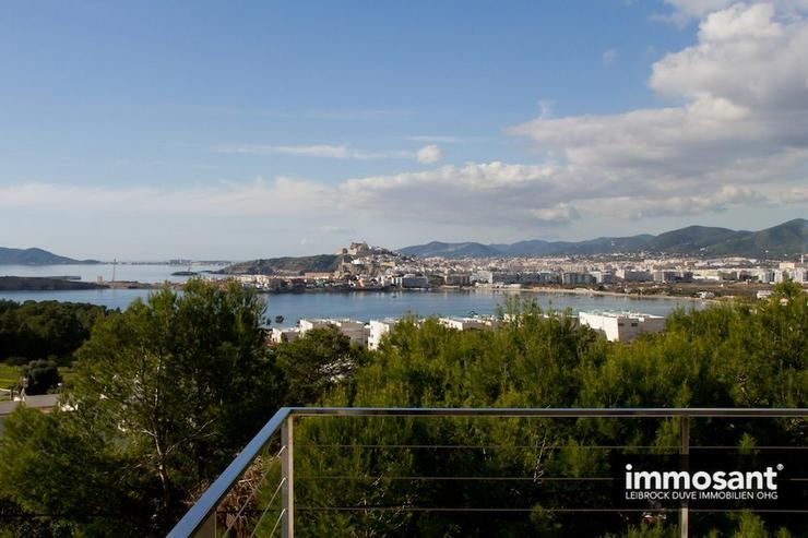 Bild 6: Neubau Villa in exklusiver Süd West Hanglage über Talamanca Ibiza - MS05585