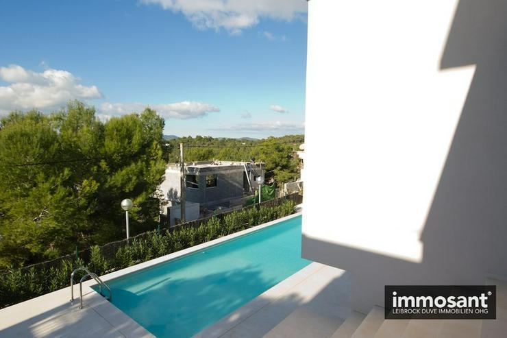 Bild 3: Neubau Villa in exklusiver Süd West Hanglage über Talamanca Ibiza - MS05585