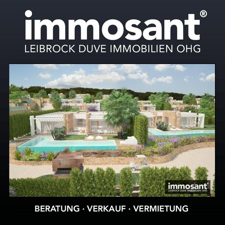 Bild 1: Exklusive Neubau Villa in Ibizas urbanster Lage - MS05808