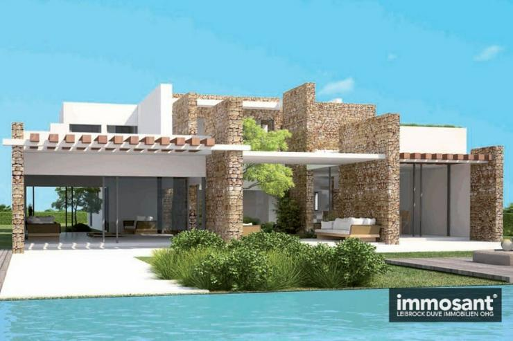Bild 2: Exklusive Neubau Villa in Ibizas urbanster Lage - MS05808