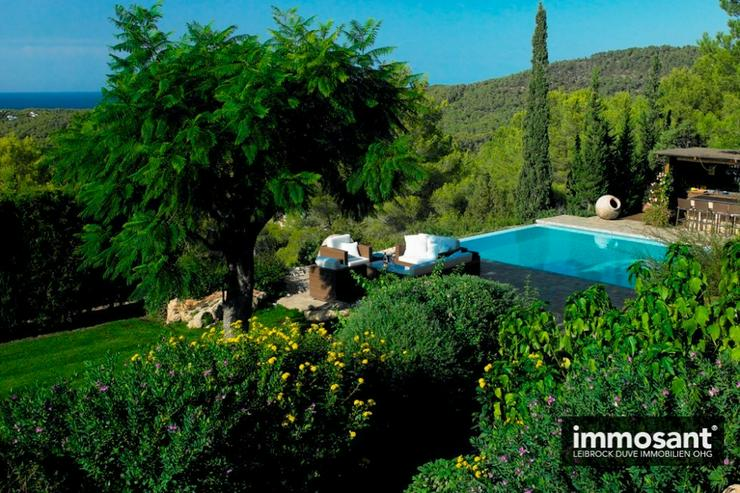 Bild 5: Cala Tarida Süd West Villa - Harmonie und Schönheit pur - MS05806