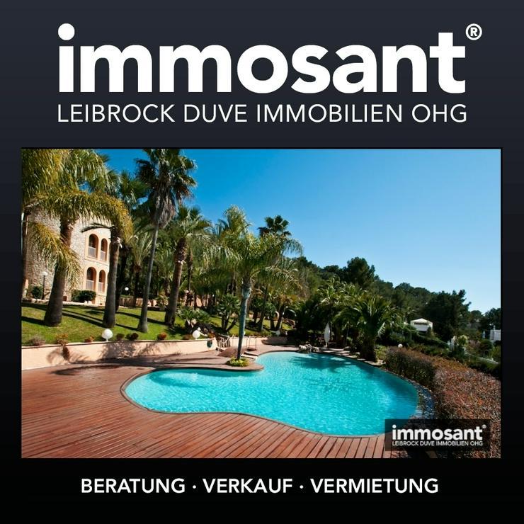 Beeindruckende Villa mit Blick über Ibiza Stadt in Neubauzustand und Bestaustattung - MS0...