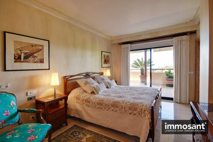 Bild 11: Schönes Penthouse mit weitläufigem Terrassenblick im Real Golf de Bendidat - MS05813
