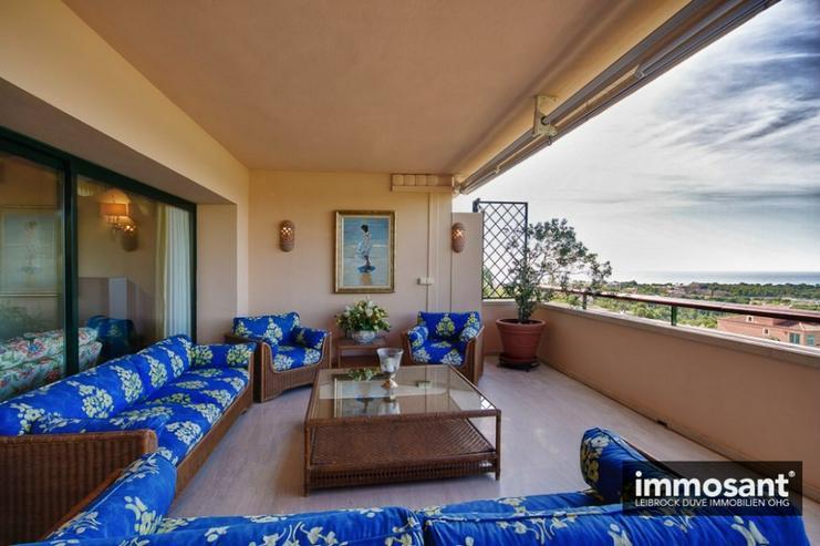 Bild 6: Schönes Penthouse mit weitläufigem Terrassenblick im Real Golf de Bendidat - MS05813