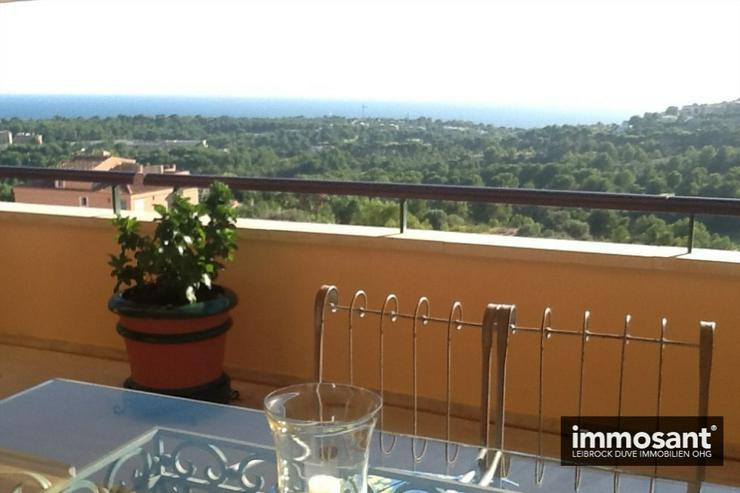 Bild 5: Schönes Penthouse mit weitläufigem Terrassenblick im Real Golf de Bendidat - MS05813