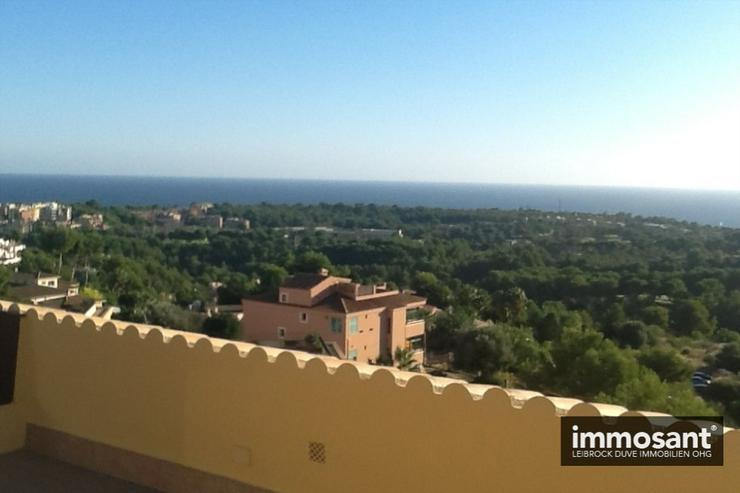 Bild 2: Schönes Penthouse mit weitläufigem Terrassenblick im Real Golf de Bendidat - MS05813