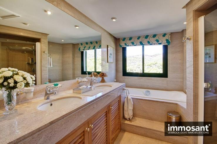 Bild 10: Schönes Penthouse mit weitläufigem Terrassenblick im Real Golf de Bendidat - MS05813