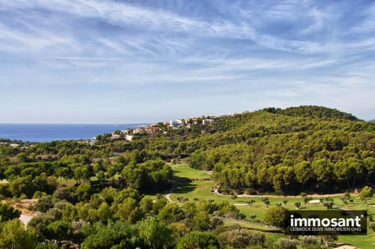 Bild 8: Schönes Penthouse mit weitläufigem Terrassenblick im Real Golf de Bendidat - MS05813