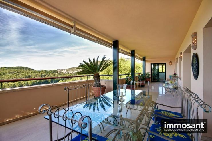 Bild 7: Schönes Penthouse mit weitläufigem Terrassenblick im Real Golf de Bendidat - MS05813