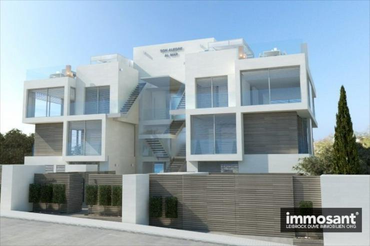 Bild 5: Erste Reihe von Porto Cristo - Neubau Appartement in Bau - Bereits 50 % verkauft - MS05844
