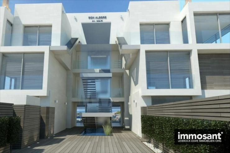 Bild 6: Erste Reihe von Porto Cristo - Neubau Appartement in Bau - Bereits 50 % verkauft - MS05844