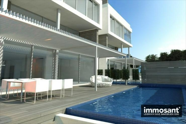 Bild 3: Erste Reihe von Porto Cristo - Neubau Appartement in Bau - Bereits 50 % verkauft - MS05844