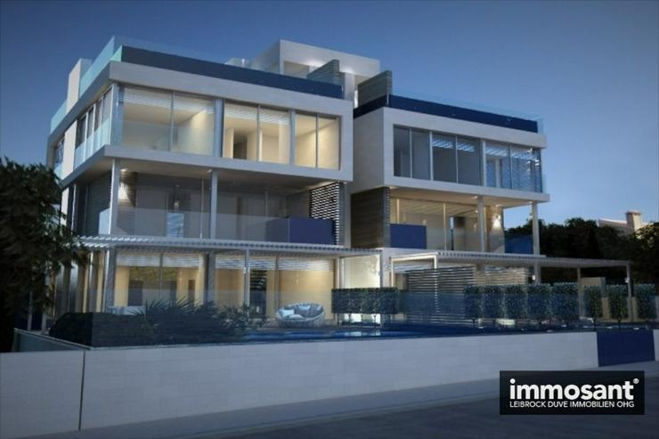 Bild 4: Erste Reihe von Porto Cristo - Neubau Appartement in Bau - Bereits 50 % verkauft - MS05844