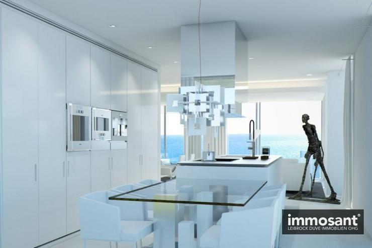Bild 5: Penthouse in Duplexform - Porto Cristo 1. Reihe Meerlage - Projekt in Bau - 50 % verkauft ...