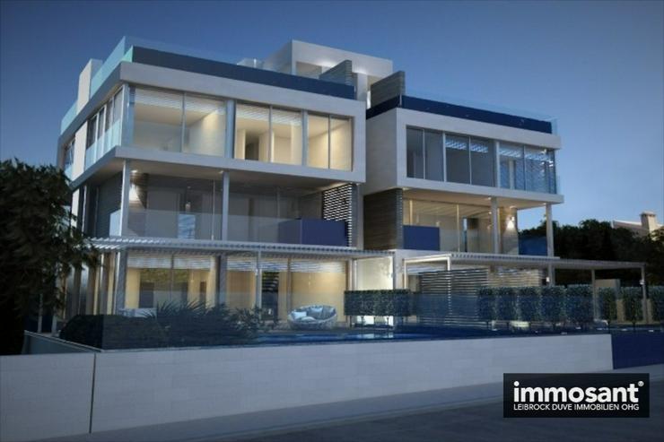 Bild 3: Penthouse in Duplexform - Porto Cristo 1. Reihe Meerlage - Projekt in Bau - 50 % verkauft ...