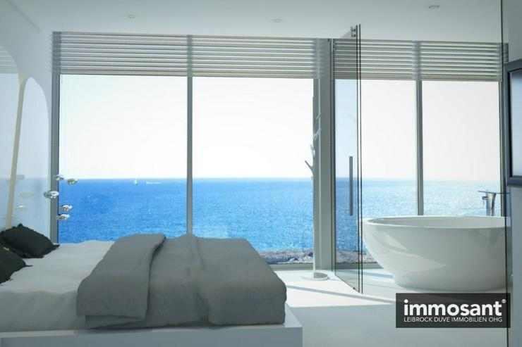 Bild 6: Penthouse in Duplexform - Porto Cristo 1. Reihe Meerlage - Projekt in Bau - 50 % verkauft ...
