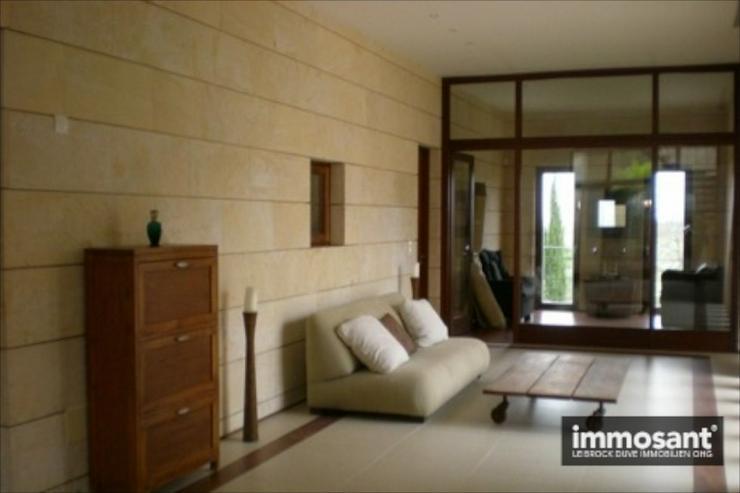 Bild 2: Puristische Villa in Maria de la Salut - Baujahr 2002 - MS05811