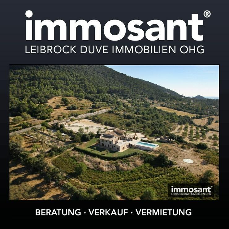 Anwesen in Naturschutzrandlage - Solitär in grüner Umgebung mit Meerblick - MS05344 - Haus kaufen - Bild 1