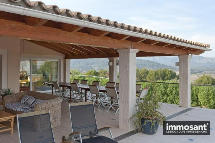 Bild 5: Neuerbaute Villa über Alcudia - Bezugsfrei - Vollkommene Ausstattung - MS05542