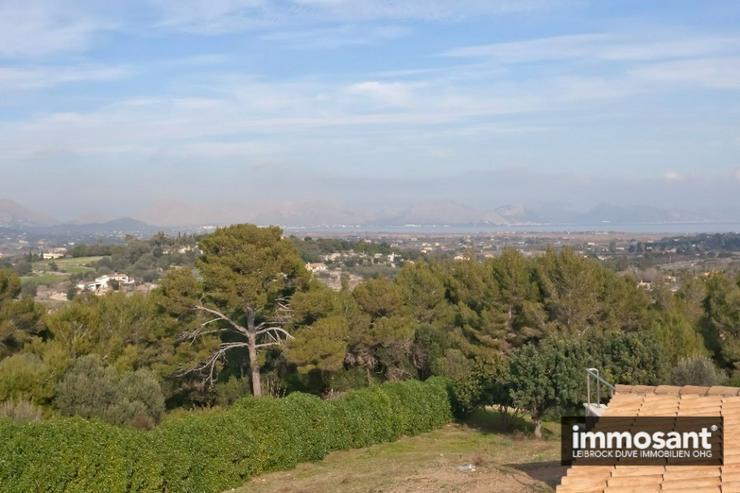 Bild 4: Neuerbaute Villa über Alcudia - Bezugsfrei - Vollkommene Ausstattung - MS05542
