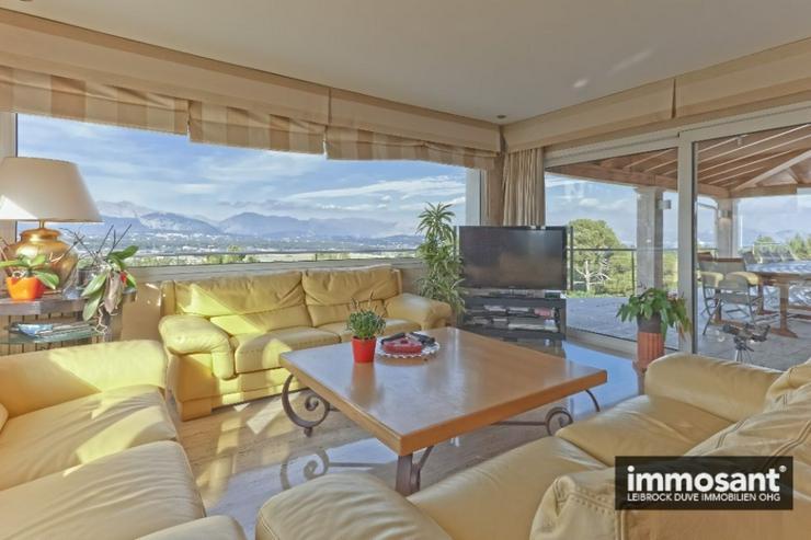 Bild 2: Neuerbaute Villa über Alcudia - Bezugsfrei - Vollkommene Ausstattung - MS05542
