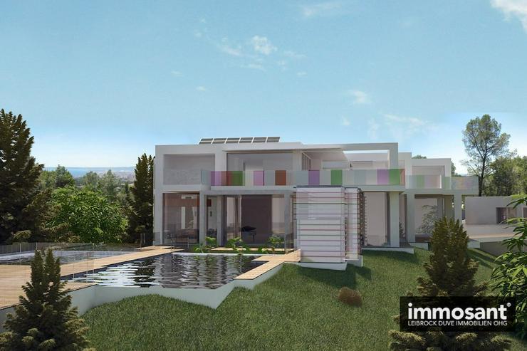 Bild 3: Einmaliges Neubauprojekt - Durchdachte intelligente Moderne in einzigartiger Lage - MS0555...