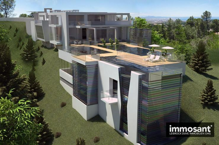 Bild 2: Einmaliges Neubauprojekt - Durchdachte intelligente Moderne in einzigartiger Lage - MS0555...