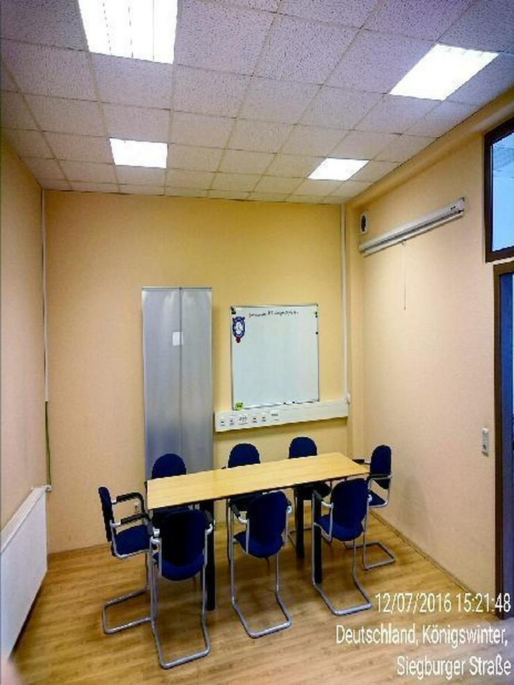 Bild 4: Zwei Büro- oder Kursräume mit separatem Eingang