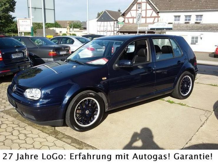 VW Golf 2.3 LPG Autogas=59 Ct. tanken,0% Finanzierung - Golf - Bild 1