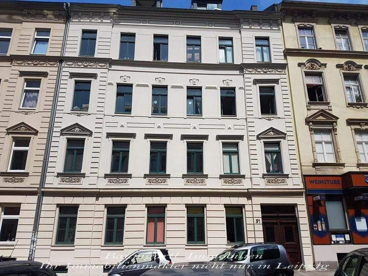 KAPITALANLAGE - in TOP Lage von Leipzig -Südvorstat befindet sich diese großzügige 1 Ra... - Haus kaufen - Bild 1