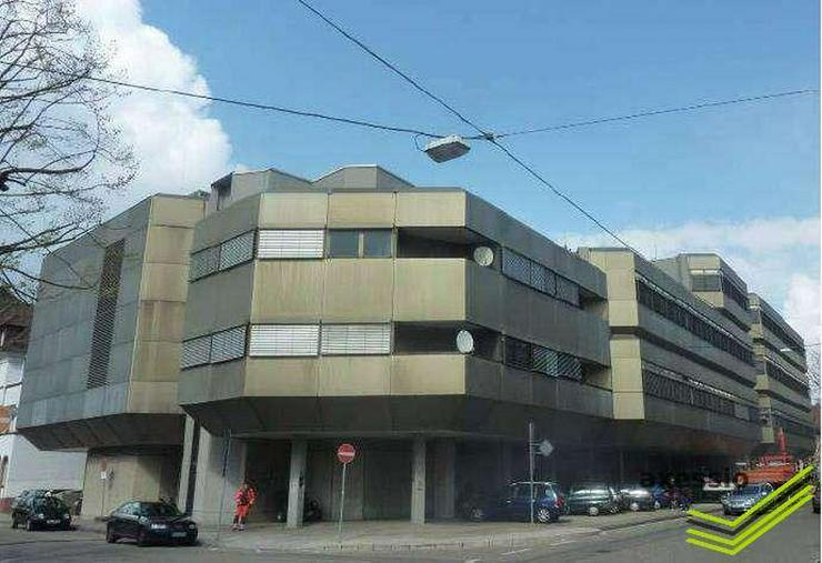 Bruchsal am Bahnhof: Überdachte Kfz-Stellplätze zu vermieten - Garage & Stellplatz mieten - Bild 1