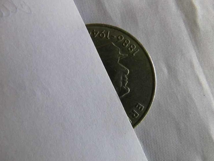 DDR 20 Mark 1971 Gedenkmünze / mit DDR Witz - - Deutsche Mark - Bild 1