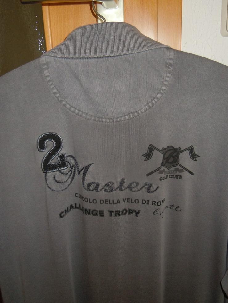 Bild 2: Neuw. Poloshirt bugatti, XXL, blau