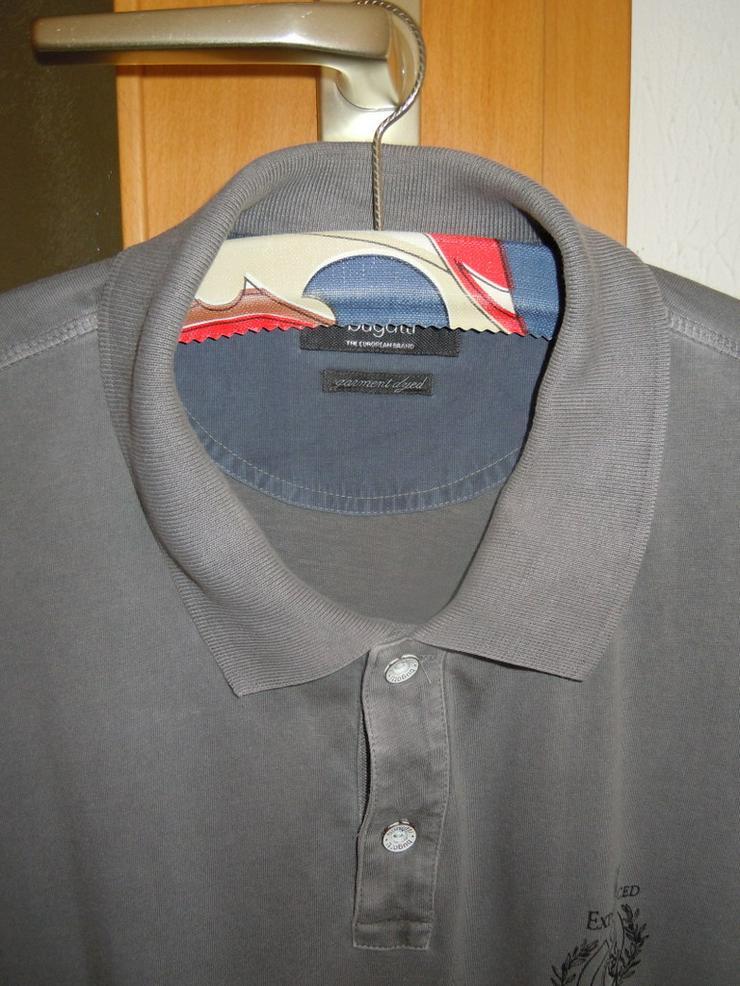 Bild 3: Neuw. Poloshirt bugatti, XXL, blau