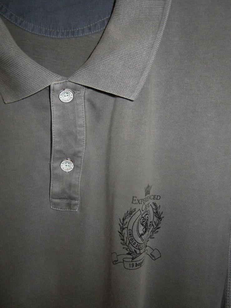 Bild 4: Neuw. Poloshirt bugatti, XXL, blau
