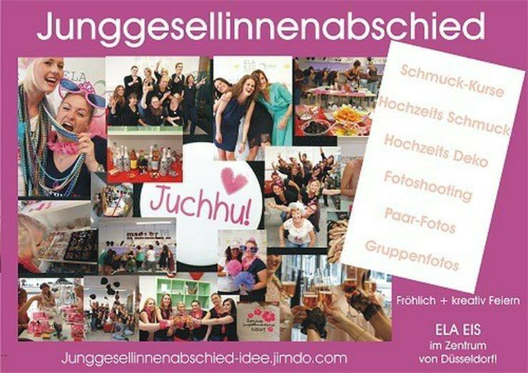 Junggesellinnenabschied Party Düsseldorf