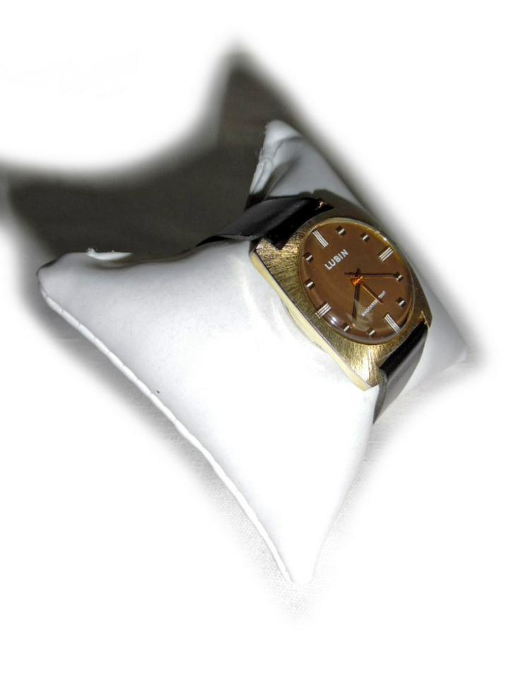 Bild 2: Seltene Armbanduhr von Lubin