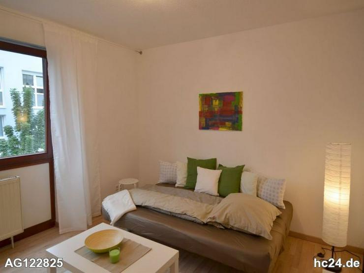 Bild 2: Moderne, helle 1- Zimmerwohnung, befristet