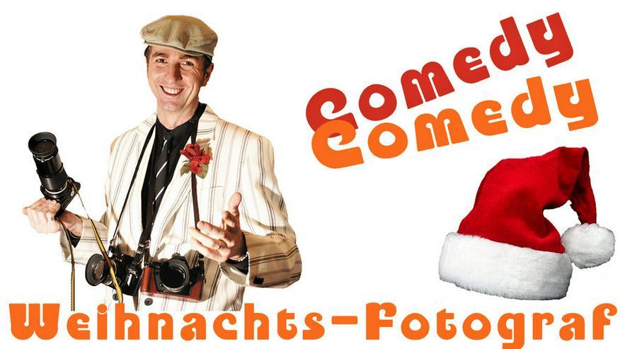Weihnachtsfeier Göttingen 2018 Comedy-Fotograf