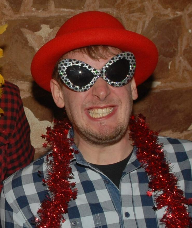 Bild 4: Weihnachtsfeier Göttingen 2018 Comedy-Fotograf