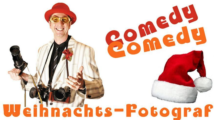 Weihnachtsfeier Hannover 2018 Comedy-Fotograf
