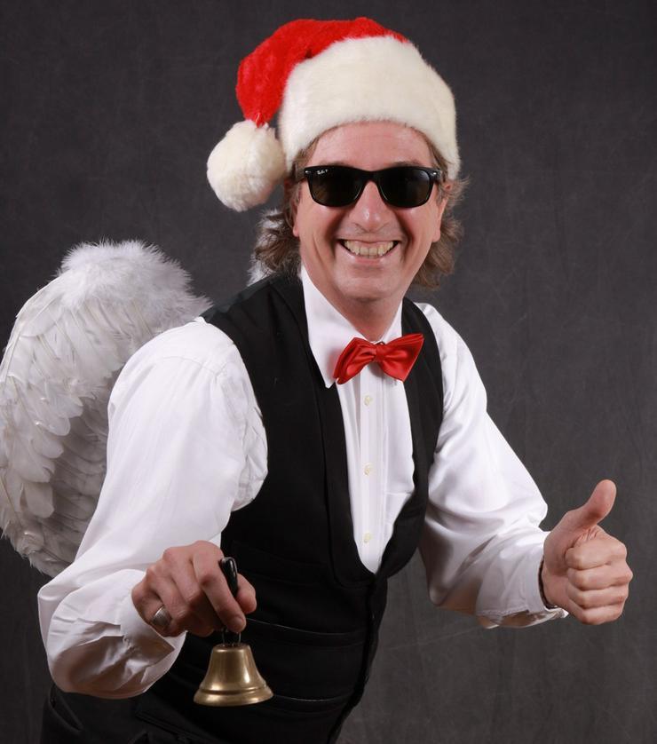 Bild 2: Weihnachtsfeier Hannover 2019 Comedy-Fotograf